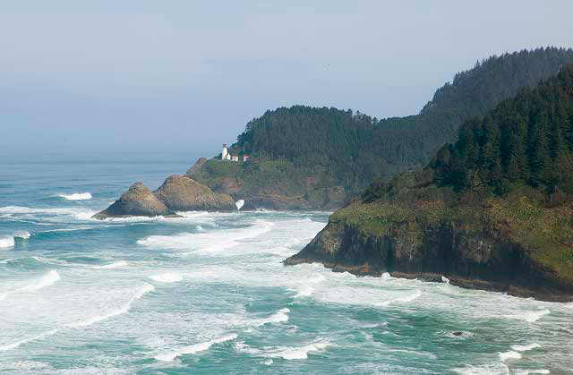 heceta head lighhouse