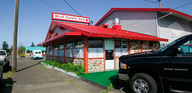 red apple inn, tillamook