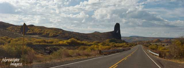 finger rock, yampa, colorado