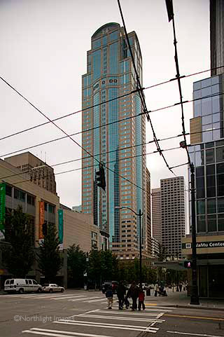 tall building in seattle