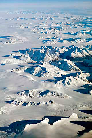 greenland ice fields