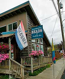 bead shop - nehalem, oregon