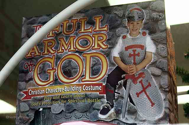 christian armour in Lincoln city