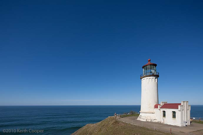 North Head lighthouse - cape Disappointment