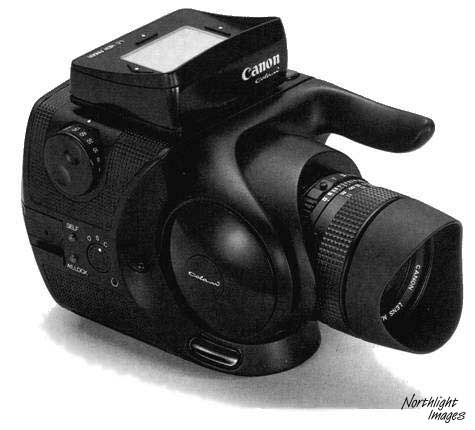 Canon concept camera by Colani