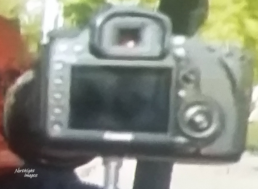 Canon 5D4 seen on TV 1