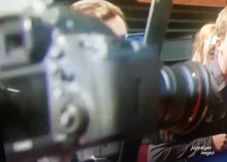 Canon 5D4 seen on TV 3