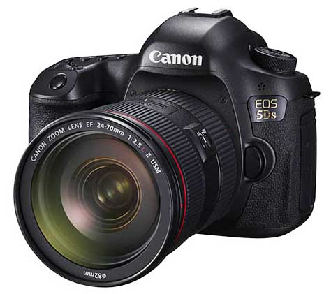 canon 5Ds camera