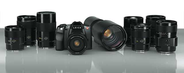 Leica S2 system