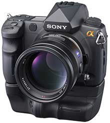 new ff camera from Sony?
