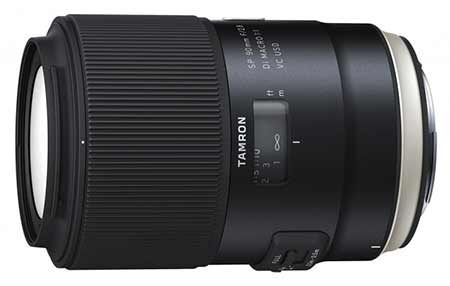 SP 90mm F/2.8 Di VC USD 1:1 MACRO