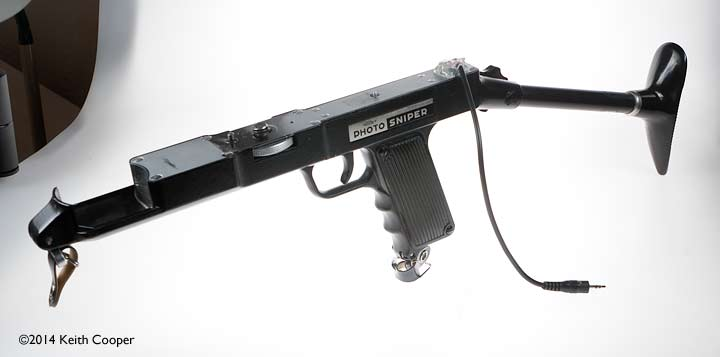 modified photosniper stock