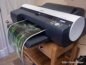 ipf5100 printer from Canon