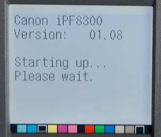 firmware for canon ipf8300