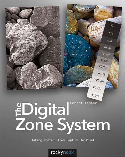 digital zone system - book cover