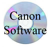 Canon software CD