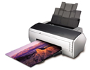 inkjet printer colour