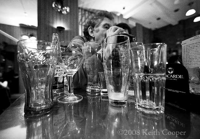 line them up - drinks at a bar EF14mm 1DsMk3