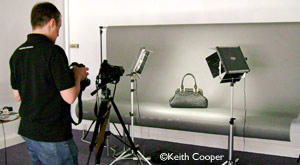 product photography training