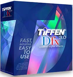 Tiffen Dfx3 boxed version