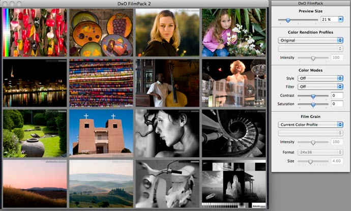 Review of DxO FilmPack plugin V2 - Northlight Images