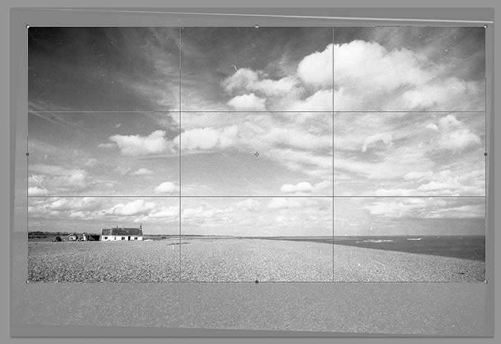 Shingle Street - full negative