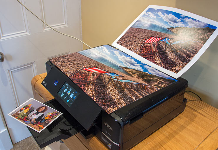 Epson Expression Photo XP-960 printer review - Northlight Images