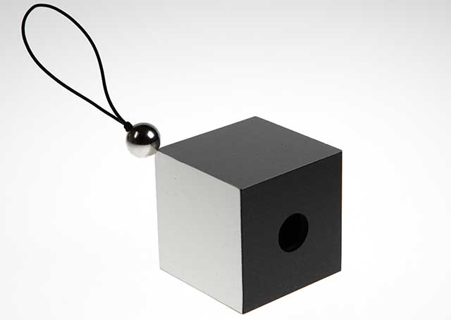 grey cube features