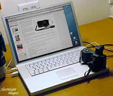 gx200 and apple laptop