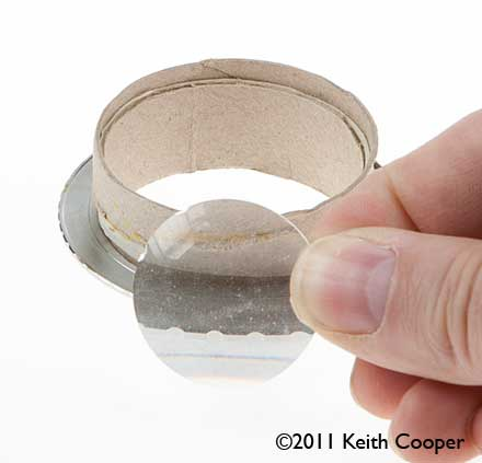 planoconvex lens for camera