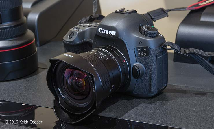 laowa 12mm Zero-D on Canon 5Ds