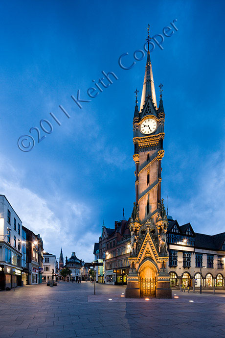 clock tower leicester