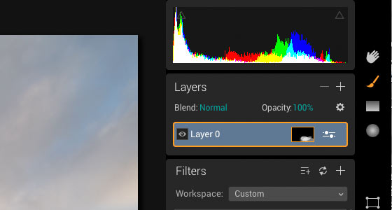 layer mask options