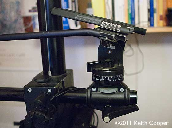 manfrotto 454 focus rail
