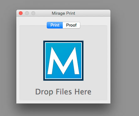file drop box for image files
