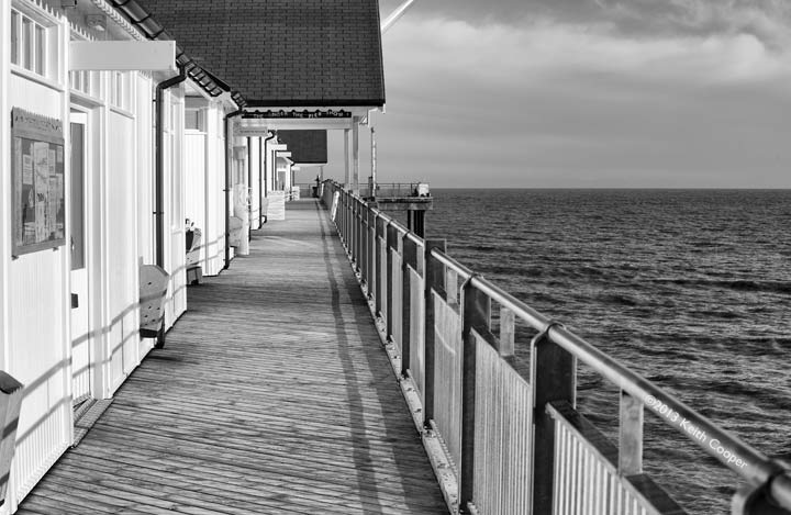 The pier at Southwold, Suffolk