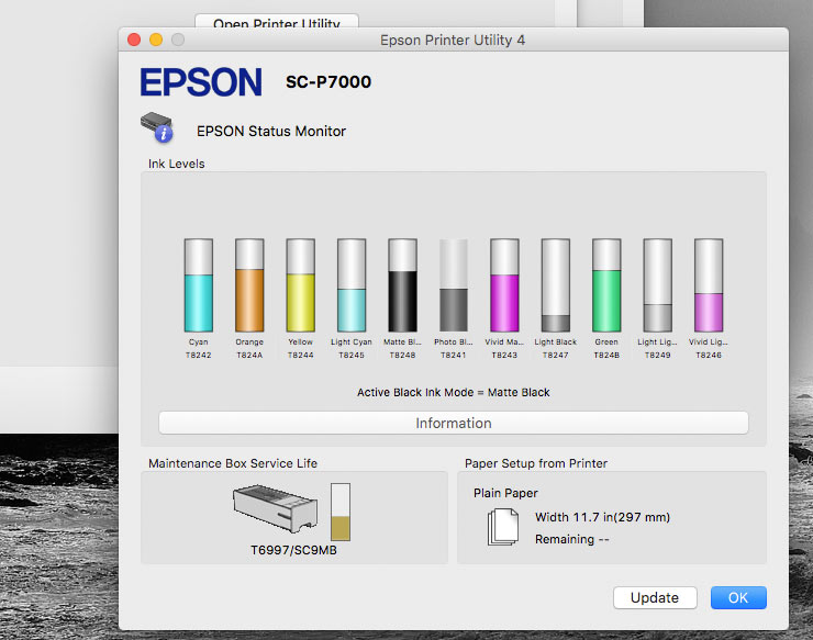 Epson SureColor P7000 printer review and detailed testing