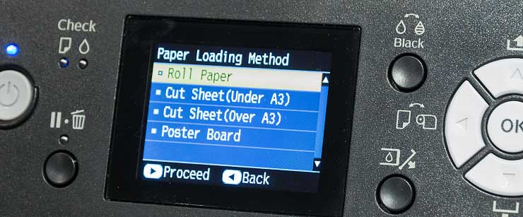 paper loading methods