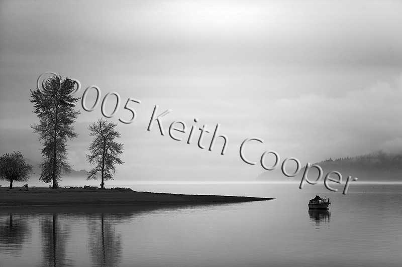 Hood Canal - bespoke fine art print produced at 36 inches by 24 inches