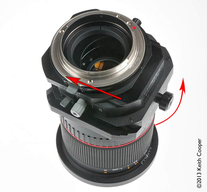 lens movements