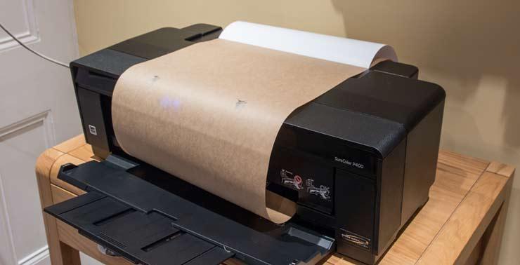 Epson Surecolor Sc P400 Printer Review A3 13 Inch Width
