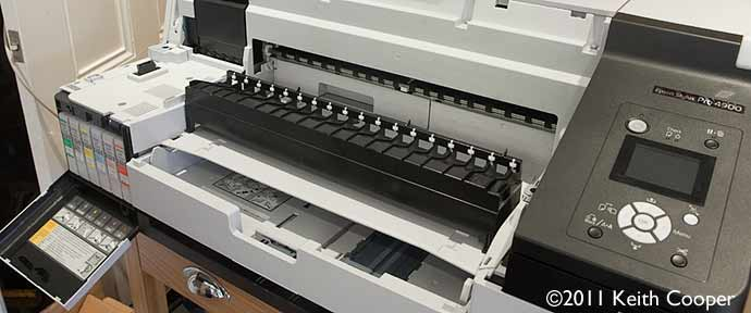 Printer Review Epson Stylus Pro 4900 A2