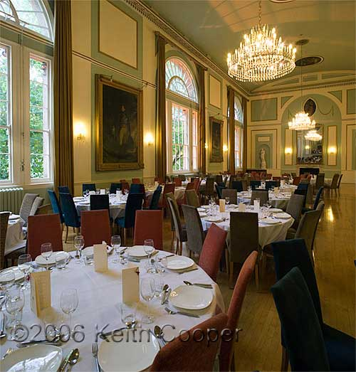 city rooms ballroom, leicester, england
