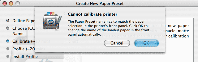 upload paper preset name