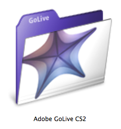 icon for Adobe GoLive