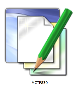 Canon MCT media tool icon