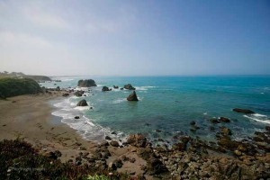 North Californian coast