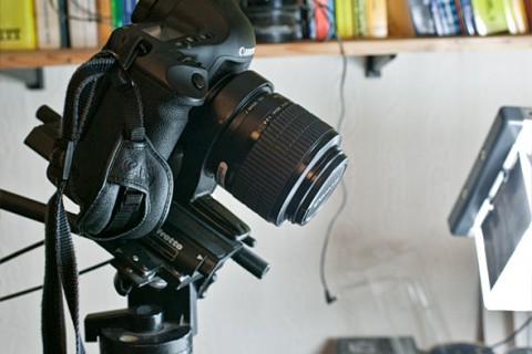 Close up macro - the Canon MP-E65 lens