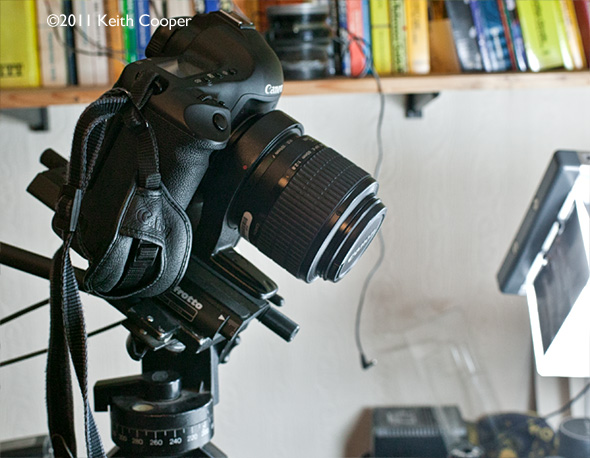 Canon mpe65 - short review