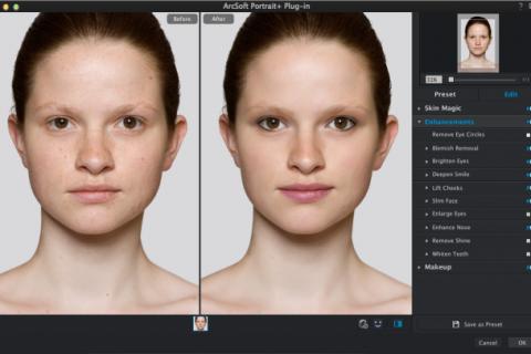 ArcSoft Portrait+ plugin V3